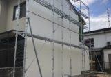 連棟住宅の鉄筋コンクリート造切離しも行っています。